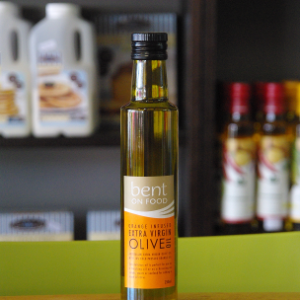 Bent on Food Orange Infused Extra Virgin Olive Oil 250ml|