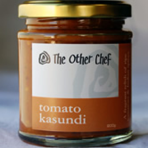 The Other Chef Tomato Kasundi|