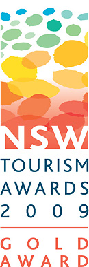 NSW tourism awards 09